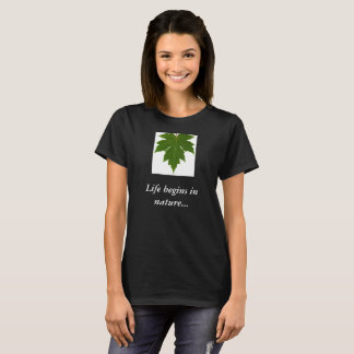 T-shirt expressif
