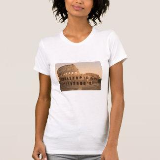 T-shirt Extérieur du Colosseum, Rome, Italie