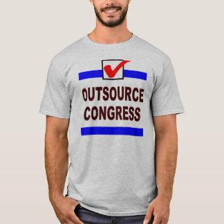 T-shirt Externalisez le congrès