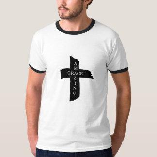 T-shirt extraordinaire de grâce