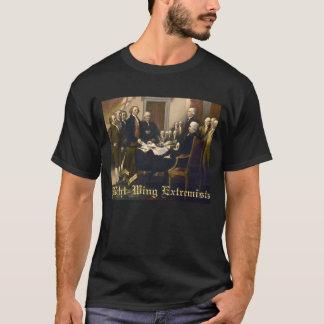 T-shirt Extrémistes de droite