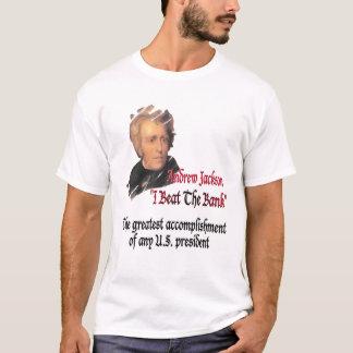 T-shirt Extrémité d'Andrew Jackson le Fed