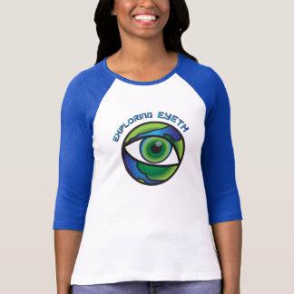 T-shirt Eyeth l'explorant