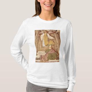 T-shirt Ezekiel et ange tenant le calice de