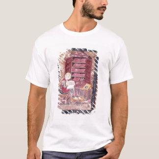 T-shirt Ezra écrivant les livres sacrés
