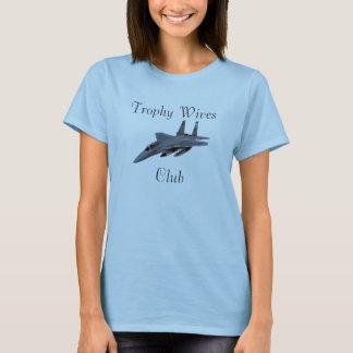 T-shirt F-15C, club d'épouses de trophée