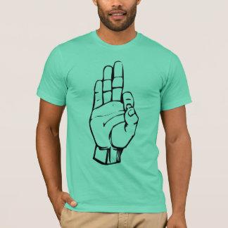 T-shirt F est pour la fusion