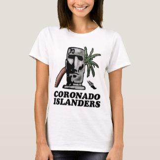 T-shirt F et voie de l'insulaire de la femme de B Haynes