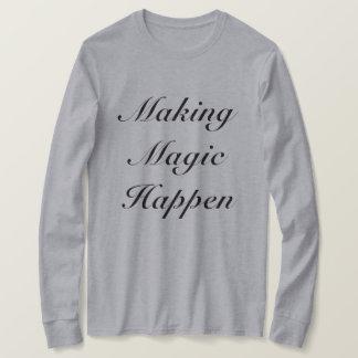 T-shirt Fabrication de la magie