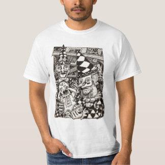 T-shirt Fabrication de l'homme