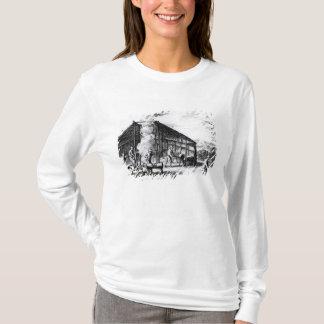 T-shirt Fabrication d'entrave