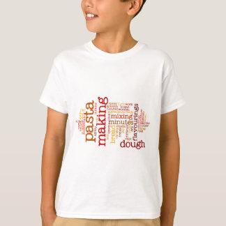 T-shirt Fabrication des pâtes