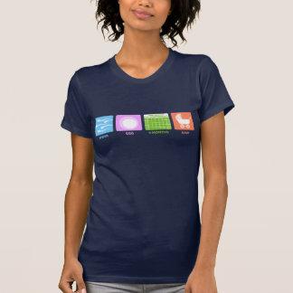 T-shirt Fabrication du bébé