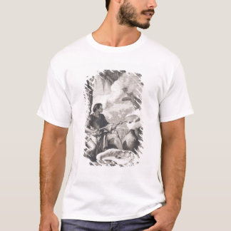 T-shirt fabrication du l'Inde-caoutchouc