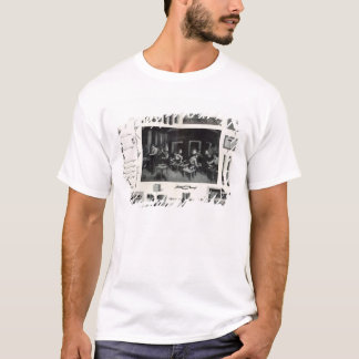 T-shirt Fabrication en verre