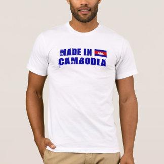 T-shirt Fabriqué au Cambodge