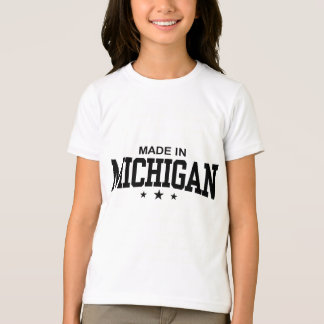 T-shirt Fabriqué au Michigan