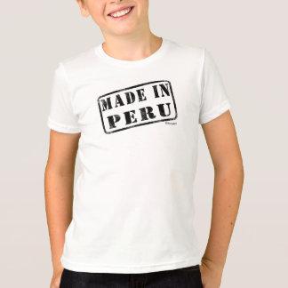 T-shirt Fabriqué au Pérou