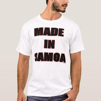 T-shirt Fabriqué au Samoa (jante rouge)