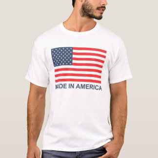 T-shirt Fabriqué en Amérique
