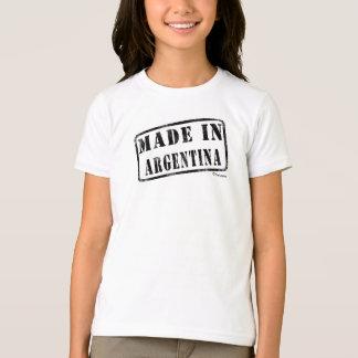 T-shirt Fabriqué en Argentine