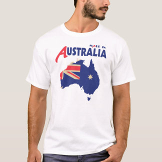 T-shirt Fabriqué en Australie