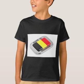 T-shirt Fabriqué en Belgique