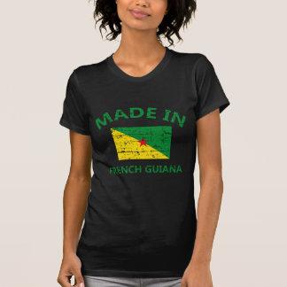 T-shirt Fabriqué en Guyane française française