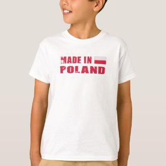 T-shirt Fabriqué en Pologne