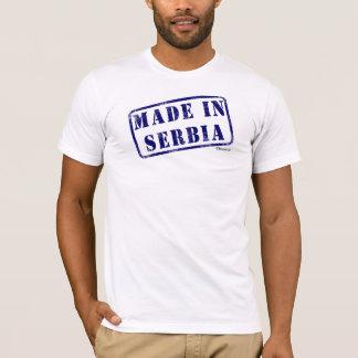 T-shirt Fabriqué en Serbie