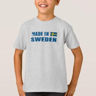 T-shirt Fabriqué en Suède