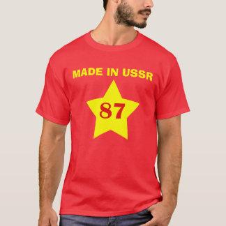 T-SHIRT FABRIQUÉ EN URSS