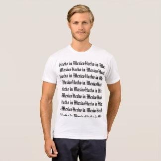 T-shirt Fabriqué (Hecho) au Mexique
