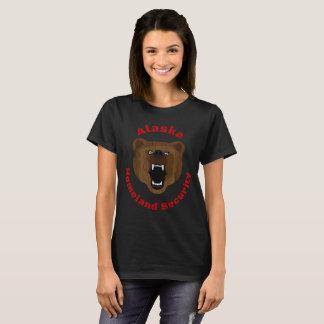 T-shirt fabuleux de nouveauté de sécurité de