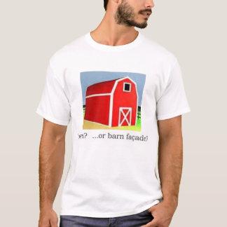 T-shirt façade de grange ? (Problème de Gettier)
