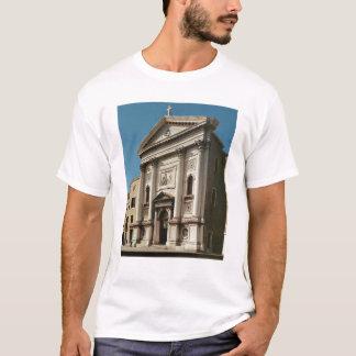 T-shirt Façade de l'église du della Santa Maria