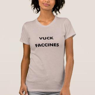 T-shirt faccines de vuck !