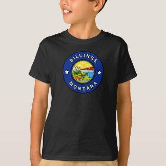 T-shirt Facturations Montana