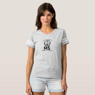 """T-shirt Faculté de Médecine d'auteurs """"j'ai reçu un"""
