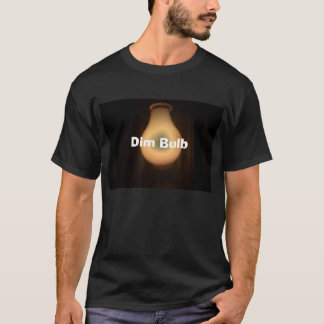 T-shirt Faible Ampoule-T