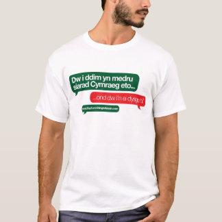 T-shirt Faible medru de yn