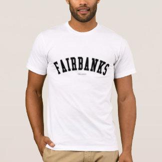 T-shirt Fairbanks