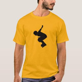 T-shirt Faire du roller