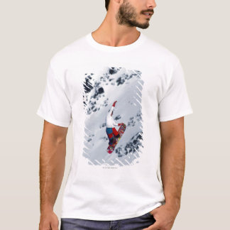 T-shirt Faire du surf des neiges 2