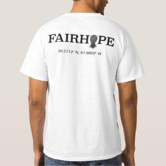 T-shirt Fairhope - ananas à l'envers
