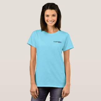 T-shirt Fairhope - femmes à l'envers d'ananas