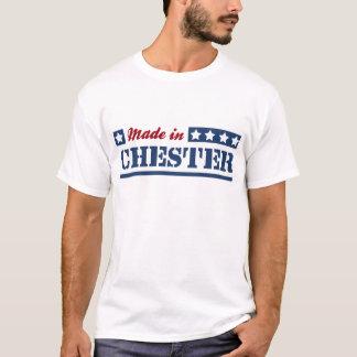 T-shirt Fait à Chester