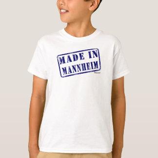 T-shirt Fait à Mannheim