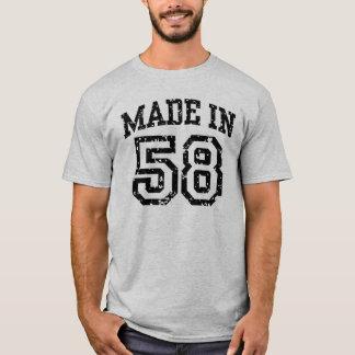 T-shirt Fait dans 58