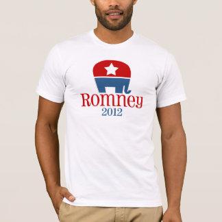 T-shirt Fait dans la chemise simple d'éléphant d'étoile